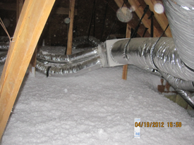 Insulation & Duct Sealing