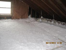Dallas Blown Fiberglass Amp Cellulose Attic Insulation