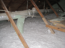 Roll Out Insulation