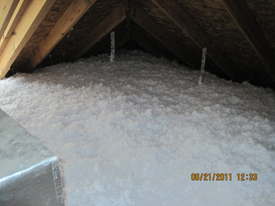 Dallas Blown Fiberglass Amp Cellulose Attic Insulation