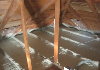 Dallas Attic Floor Air Sealing Perkins Inc