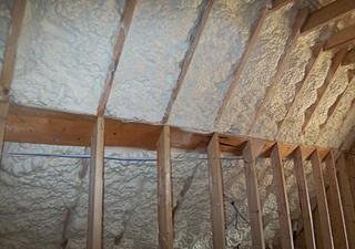 Dallas Spray Foam Insulation Contractor : Perkins Inc