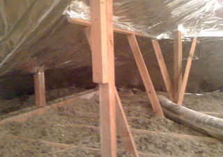 Dallas Foil Attic Radiant Barrier Contractor Perkins Inc