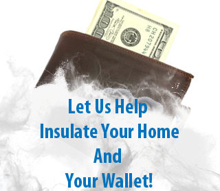 Insulate your home and your wallet