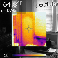 Dallas Thermal Camera Infrared Scans Contractor Perkins Inc