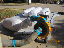 Dallas Attic Insulation Removal Service Contractor