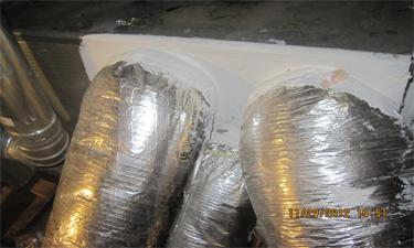 Dallas Duct Leak Testing Amp Sealing Perkins Inc