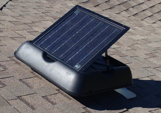 Dallas Attic Ventilation Solar Powered Attic Fans Wind