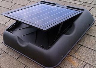 Dallas Attic Ventilation Solar Powered Attic Fans Wind